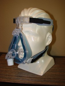 Respironics Comfort Gel Full